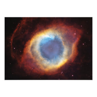 La nebulosa NGC 7293 Caldwell 63 de la hélice Comunicado Personalizado