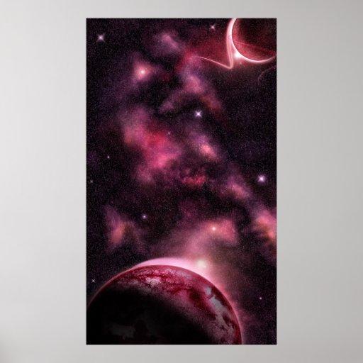 La nebulosa perdida póster