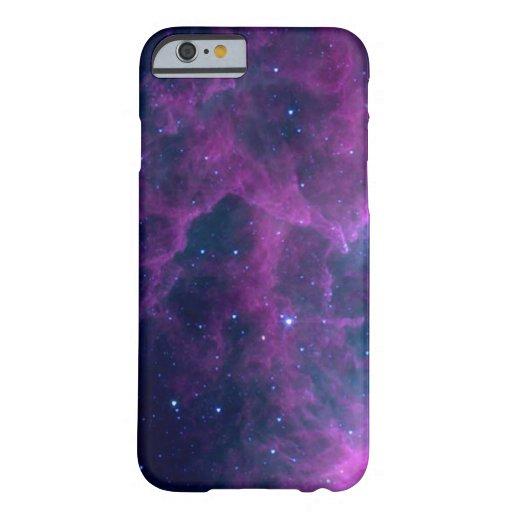 La nebulosa protagoniza el caso del iPhone 6 del Funda Barely There iPhone 6