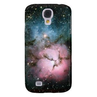 La nebulosa protagoniza el espacio fresco de la funda para galaxy s4