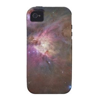 La nebulosa protagoniza el espacio fresco de la na iPhone 4 funda