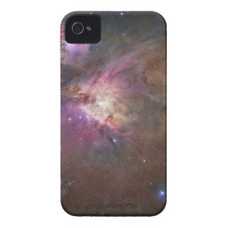 La nebulosa protagoniza el espacio fresco de la na Case-Mate iPhone 4 funda