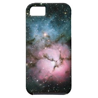 La nebulosa protagoniza el scienc fresco del funda para iPhone 5 tough