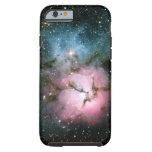 La nebulosa protagoniza el scienc fresco del funda resistente iPhone 6