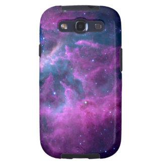 La nebulosa protagoniza la cubierta de Samsung del Galaxy SIII Protectores