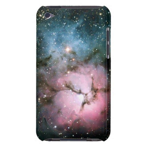La nebulosa protagoniza la naturaleza fresca del f barely there iPod cobertura