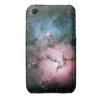 La nebulosa protagoniza la naturaleza fresca del Case-Mate iPhone 3 protectores