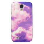 La nebulosa rosada abstracta se nubla Pern