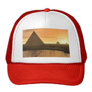 La necrópolis de Giza Gorras