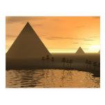 La necrópolis de Giza Postal