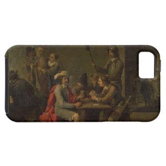 La negación de San Pedro, 1646 (aceite en lona) Funda Para iPhone 5 Tough