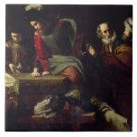 La negación de San Pedro Azulejo