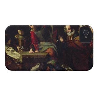 La negación de San Pedro iPhone 4 Case-Mate Cobertura