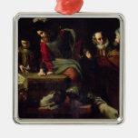 La negación de San Pedro Ornamentos De Navidad