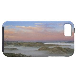 La niebla del río Little Missouri cuelga en Funda Para iPhone SE/5/5s