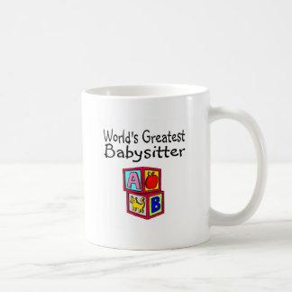 La nin era más grande de los mundos tazas de café