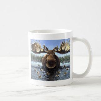 La nin era tazas de café