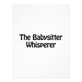 la nin@era whisperer.ai folleto 21,6 x 28 cm