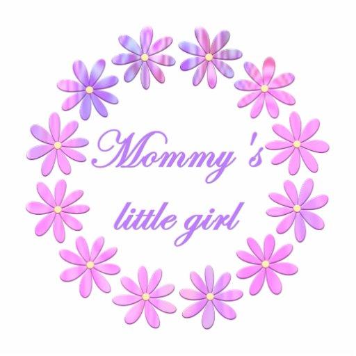 La niña de la mamá (flores rosadas) escultura fotográfica