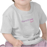 La niña de Nana Camisetas