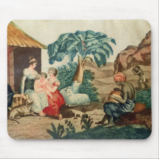 La niñez de Paul y de Virginie Tapetes De Raton