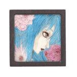 La ninfa azul cajas de joyas de calidad