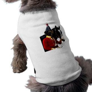 La nobleza de la camisa del perro de Sloughi Camisas De Mascota