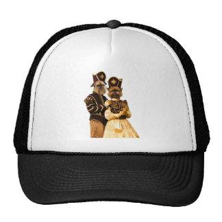La nobleza del gorra de Griffon del belga persigue