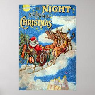 La noche antes del navidad posters