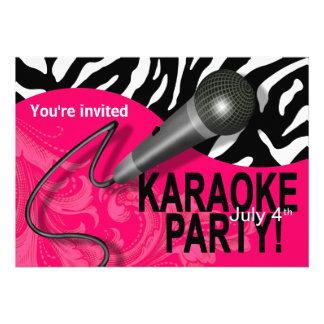 La noche de los chicas del Karaoke de la cebra hac