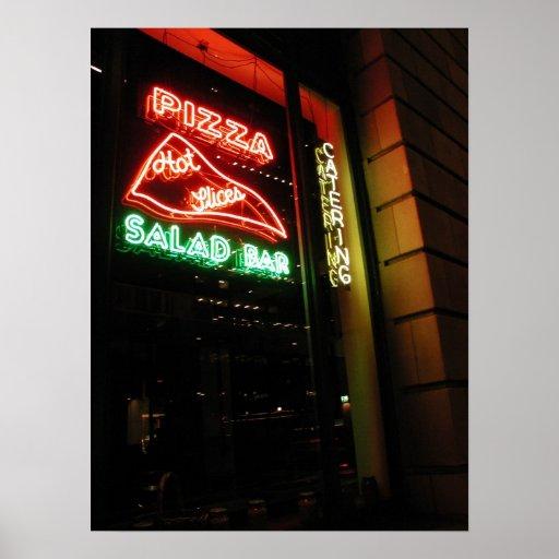La noche de San Francisco enciende el poster 14