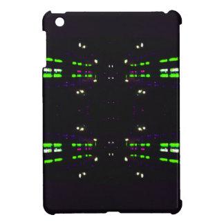 La noche enciende el caso corriente del ipad de la iPad mini coberturas