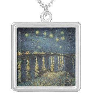 La noche estrellada, 1888 grimpola