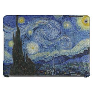 La noche estrellada carcasa iPad air