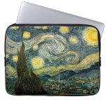 La noche estrellada de Vincent van Gogh (1889) Fundas Ordendadores