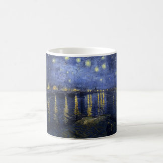 La noche estrellada de Vincent van Gogh sobre el Taza De Café