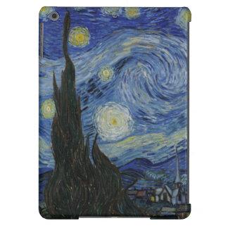 La noche estrellada funda iPad air