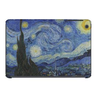 La noche estrellada funda para iPad mini