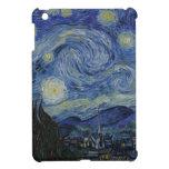La noche estrellada - Van Gogh (1888) iPad Mini Cobertura