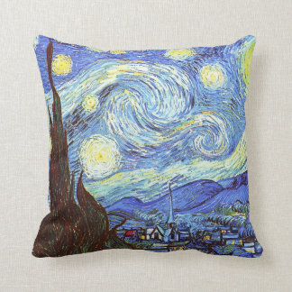 La noche estrellada, Vincent van Gogh Cojines