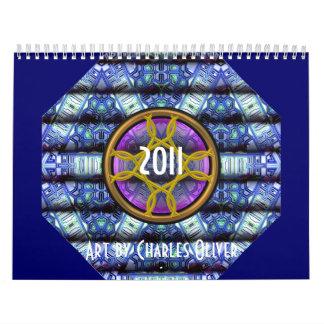 La noche mueve 2011 calendarios