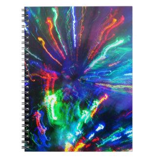 La noche salvaje enciende el cuaderno