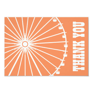 La noria le agradece cardar (naranja/el blanco) comunicados personalizados