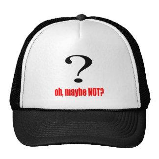 la nota roja de la posibilidad asustada de la gorras