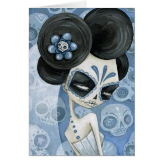 La Novia de los muertos Greeting Cards