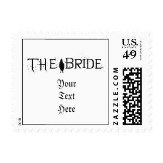 La novia del cuervo sellos