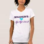 La novia del soldado camiseta