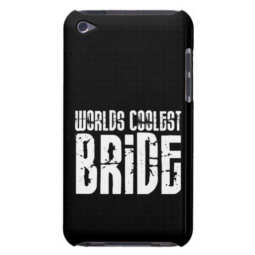 La novia más fresca de los bodas de los mundos nup iPod touch coberturas