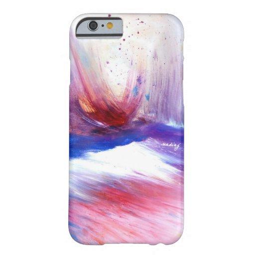 La nube abstracta apuntala la caja del teléfono iPhone 5 Case-Mate cárcasas