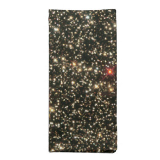 La nube de estrella del sagitario un cielo por servilletas imprimidas